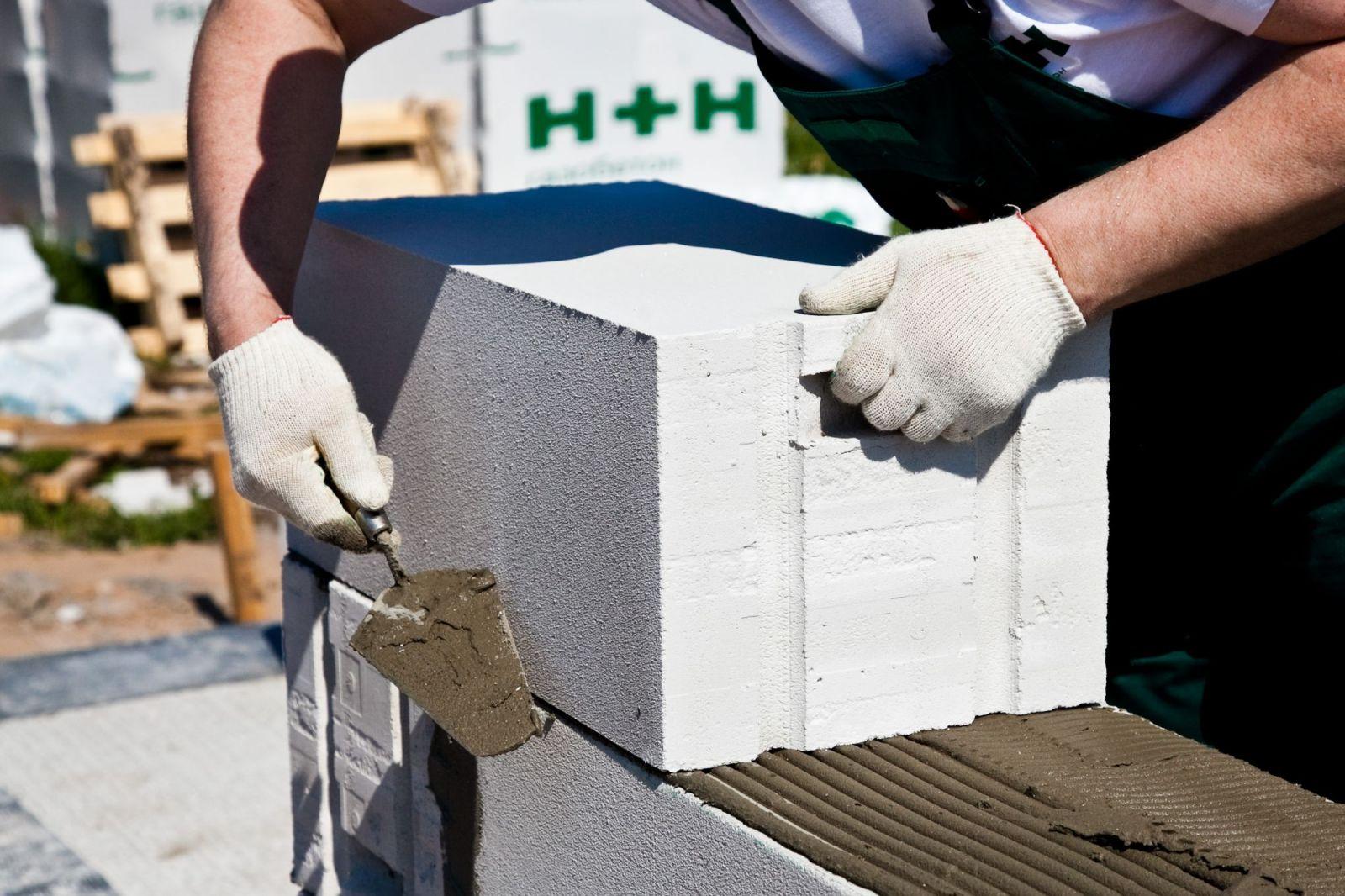 Виды и особенности газобетонных блоков