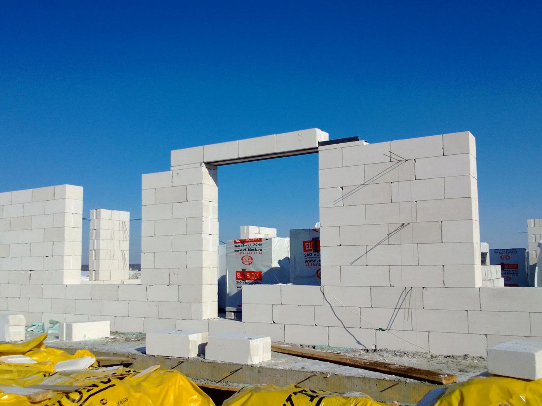 Формы газобетонных блоков и технические характеристики