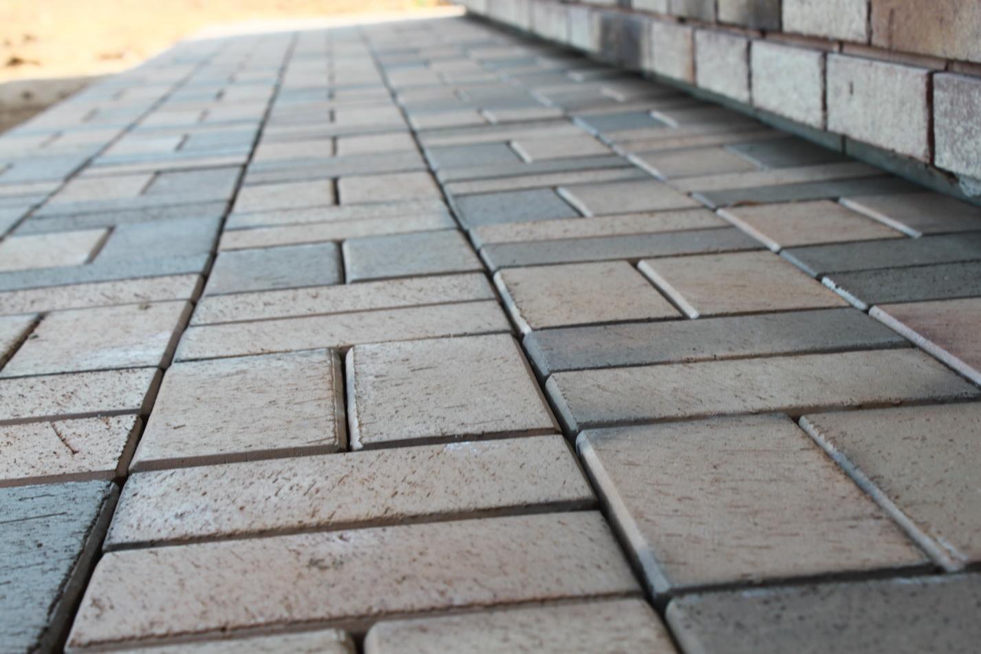 Качество тротуарной плитки