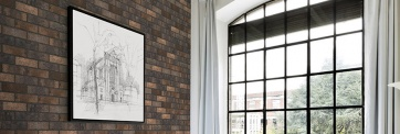 Клинкер – европейский стандарт в дизайне помещений