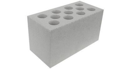 Камень силикатный рядовой пустотелый Павловский завод 2,1 НФ (250*120*138 мм), фото номер 1