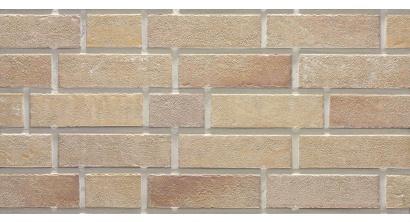 Фасадная плитка клинкерная Stroher Zeitlos 354 bronzebruch рельефная NF14, 240*71*14 мм, фото номер 1