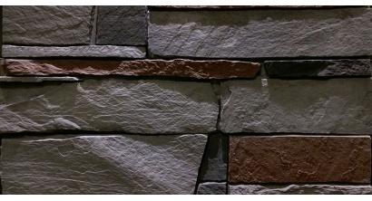 Угловой искусственный камень Redstone Грот GR-73/U, фото номер 1