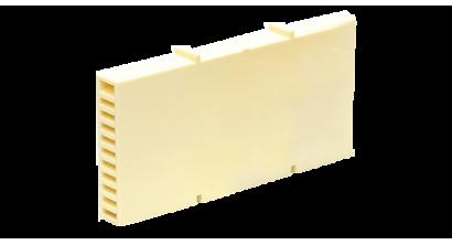 Вентиляционно-осушающая коробочка BAUT 115*60*10 мм, желтая, фото номер 1