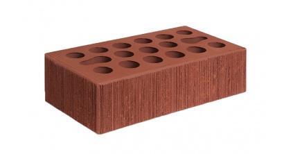Кирпич керамический облицовочный пустотелый Керма Бордо бархат 250*120*65 мм, фото номер 1