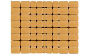 Тротуарная плитка BRAER Классико медовый, 115*60 мм, фото номер 1