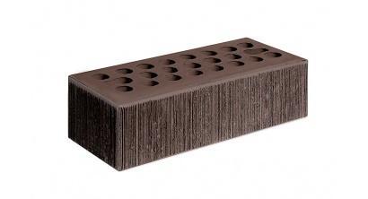 Кирпич керамический облицовочный пустотелый Керма Шоколад бархат 250*85*65 мм, фото номер 1