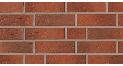 Фасадная плитка клинкерная ABC Naturbrand рельефная NF10, 240*71*10 мм, фото номер 1