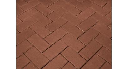Брусчатка тротуарная клинкерная Penter Weserbergland, 200x100x52 мм, фото номер 1