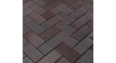 Брусчатка тротуарная клинкерная Penter Potsdam, 200x100x52 мм, фото номер 1