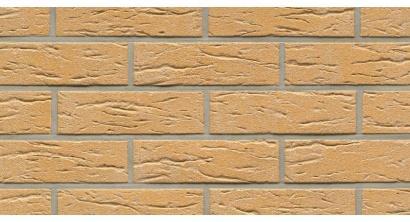 Фасадная плитка клинкерная Feldhaus Klinker R216 Amari mana рельефная NF9, 240*9*71 мм, фото номер 1