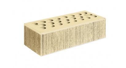 Кирпич керамический облицовочный пустотелый Керма Пшеничное лето бархат 250*85*65 мм, фото номер 1