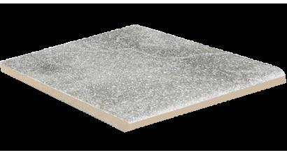 Клинкерная напольная плитка Stroeher Keraplatte Roccia 840 grigio, 240x240x10 мм, фото номер 1