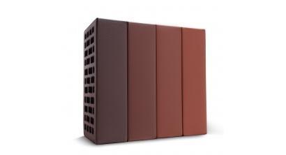 Кирпич керамический облицовочный пустотелый КС-керамик Бавария микс гладкий 250*120*65 мм, фото номер 1