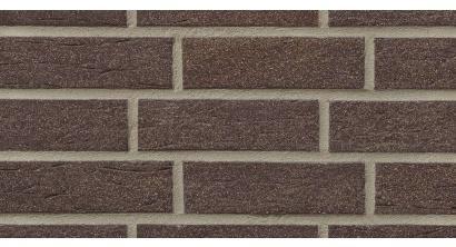 Фасадная плитка клинкерная Stroher Keraprotect 429 aardenburg рельефная NF11, 240*71*11 мм, фото номер 1