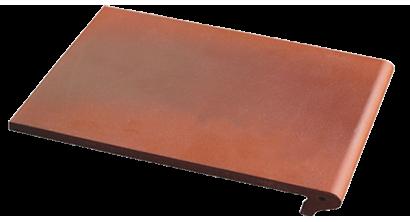 Клинкерная ступень-флорентинер ABC Quaranit Nordkap, 345*240*14 мм, фото номер 1