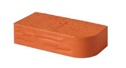 Кирпич керамический облицовочный радиусный полнотелый Lode  Janka F15 ретро 250*120*65 мм, фото номер 1