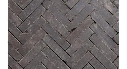 Клинкерная тротуарная брусчатка ручной формовки Penter Eros onbezand tumbled, 200х50х65 мм, фото номер 1