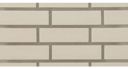 Фасадная плитка клинкерная Stroher Keravette Chromatic 140 weiss гладкая NF11, 240*71*11 мм, фото номер 1