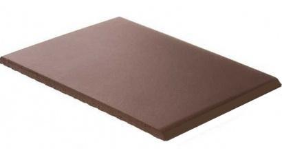 Клинкерная напольная плитка Stroeher Keraplatte Terra 210 braun, 240x240x12 мм, фото номер 1