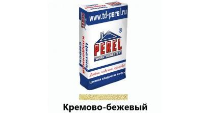 Цветной кладочный раствор PEREL SL 0025 кремово-бежевый, 50 кг, фото номер 1