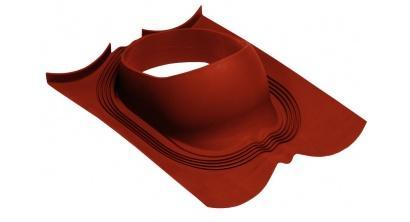 Проходной элемент для Decra (панели Classic) LUXARD, RR28 красный, фото номер 1