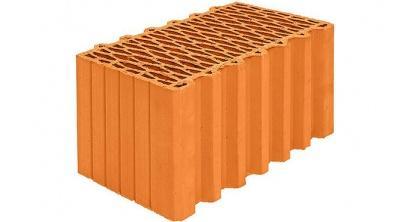 Поризованный блок Porotherm 44 М100 12,35 НФ (440*250*219 мм), фото номер 1