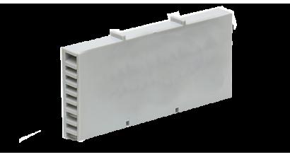 Вентиляционно-осушающая коробочка BAUT 115*60*10 мм, светло-серая, фото номер 1