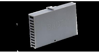 Вентиляционно-осушающая коробочка BAUT 80*60*10 мм, темно-серая, фото номер 1
