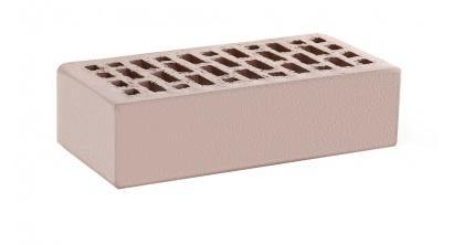 Кирпич керамический облицовочный пустотелый КС-керамик Камелот терракот гладкий 250*120*65 мм, фото номер 1