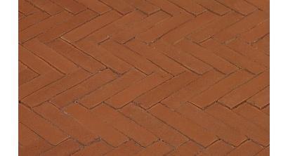 Клинкерная тротуарная брусчатка ручной формовки Penter Bruno wasserstrich, 200х50х85 мм, фото номер 1