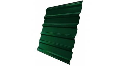Профнастил фигурный Гранд Лайн (Grand Line) GL-20R 0,35, PE RAL 6005 зеленый мох, фото номер 1