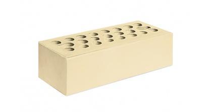 Кирпич керамический облицовочный пустотелый Керма Пшеничное лето гладкий 250*85*65 мм, фото номер 1