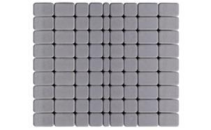 Тротуарная плитка BRAER Классико грифельный, 115*60 мм, фото номер 1