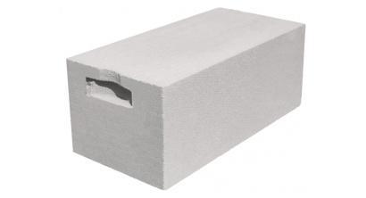 Газобетон Аэрок D500, 625*250*400 мм, прямой блок, фото номер 1