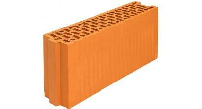 Поризованный блок Porotherm 12 M100 6,74 НФ (500*120*219 мм), фото номер 1
