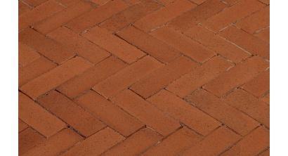 Клинкерная тротуарная брусчатка ручной формовки Penter Bruno wasserstrich, 200х65х85 мм, фото номер 1