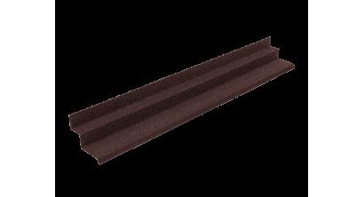 Прижимная планка (планка примыкания) LUXARD, коричневая, фото номер 1