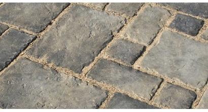 Тротуарная плитка White Hills Тиволи, цвет C 900-84, фото номер 1