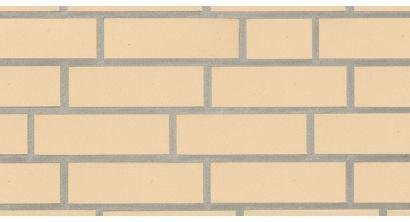 Кирпич клинкерный облицовочный пустотелый Roben Sorrento sand-weiss гладкий 240*115*71 мм, фото номер 1