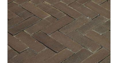 Клинкерная тротуарная брусчатка ручной формовки Penter Mastiek wasserstrich, 200х65х85 мм, фото номер 1