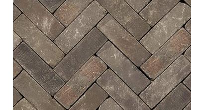 Клинкерная тротуарная брусчатка ручной формовки Penter Pastorale tumbled, 200х65х65 мм, фото номер 1