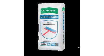 Стяжка высокопрочная ОСНОВИТ СТАРТОЛАЙН FC-41 H, 25 кг, фото номер 1