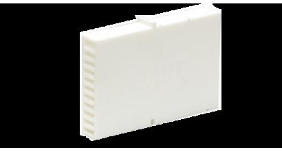 Вентиляционно-осушающая коробочка BAUT 80*60*10 мм, белая, фото номер 1