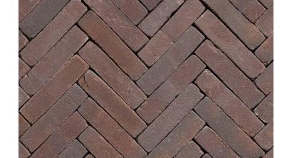 Клинкерная тротуарная брусчатка ручной формовки Penter Norton tumbled, 200х50х85 мм, фото номер 1