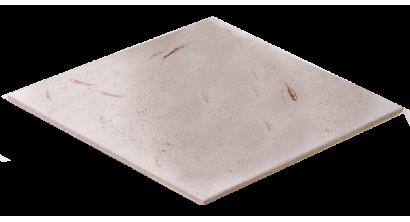 Клинкерная напольная плитка ABC Antik Muschelweiss, 240x240x10 мм, фото номер 1