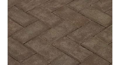 Клинкерная тротуарная брусчатка ручной формовки Penter Mastiekt, 200х100х80 мм, фото номер 1