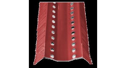 Аэроэлемент конька BRAAS AFE красный, 1000 мм, фото номер 1