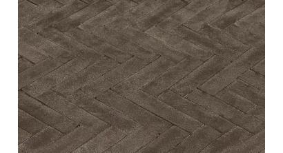 Клинкерная тротуарная брусчатка ручной формовки Penter Antraton tumbled, 200х50х65 мм, фото номер 1