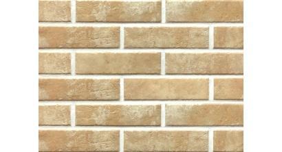 Клинкерная фасадная плитка Paradyz Ilario Beige, 245*65*7,4 мм, фото номер 1